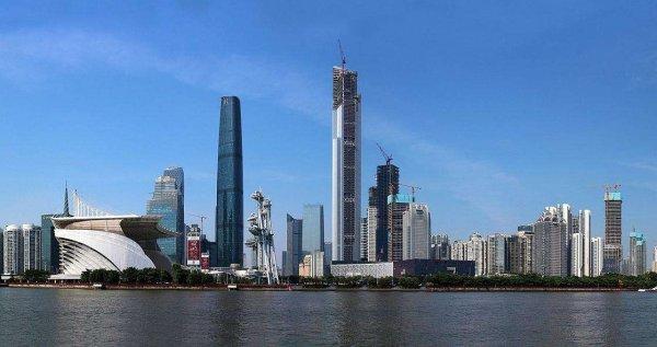 成功案例:广州周大福金融中心/东塔(天天直播体育分类管道收集)