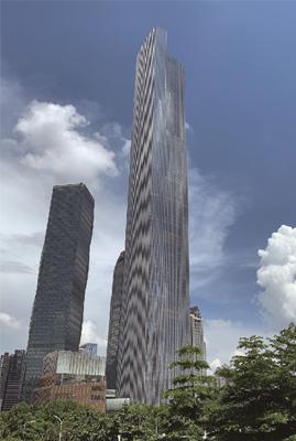 成功案例:广州周大福金融中心(东塔)