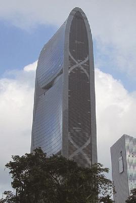 成功案例:广州珠江城大厦